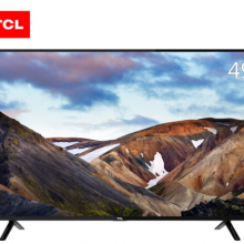 TCL Y49P1A TCL49英寸双系统电视